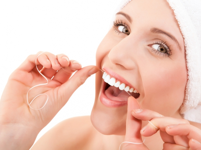floss How Can I Whiten My Teeth Easily & Naturally?