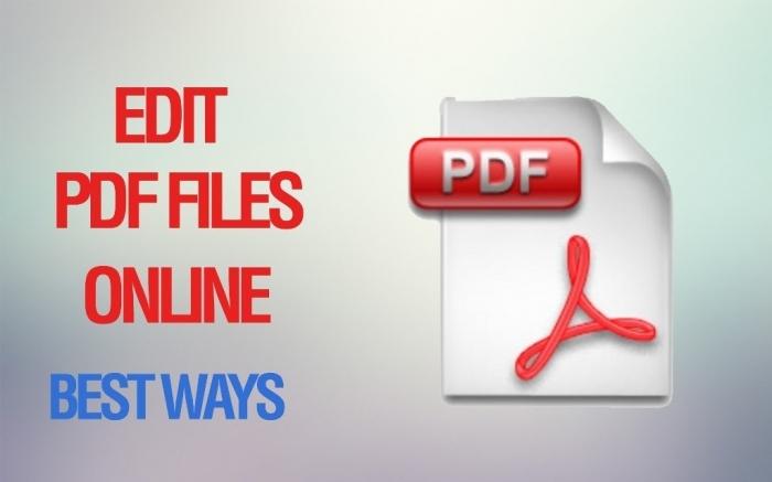 maxresdefault How Can I Edit a PDF File?