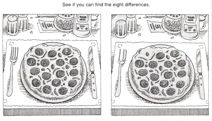 spot-the-difference Top 10 Most Interesting Mind Tricks to Trick Your Mind