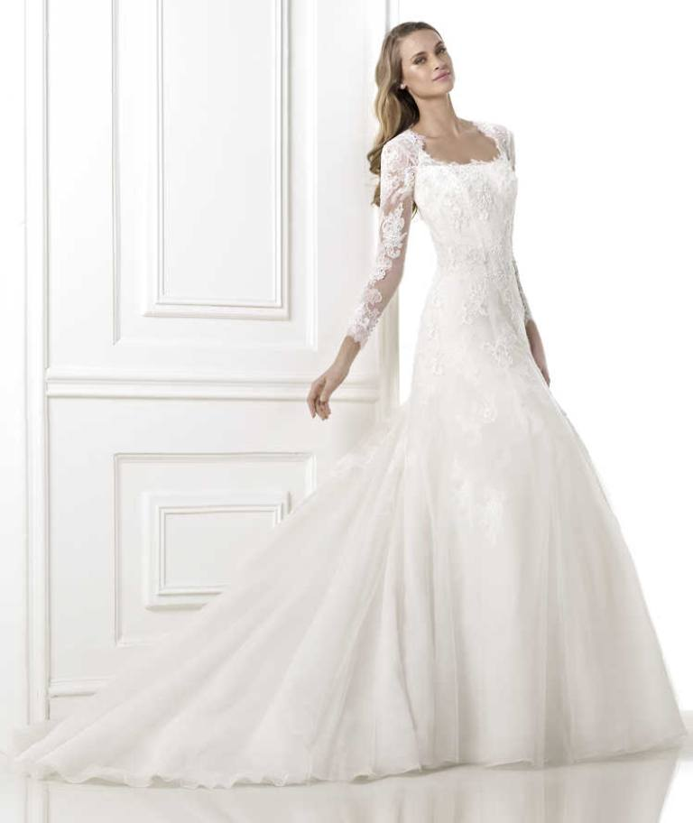 32-Awesome-Wedding-Dresses-for-Muslims-2015-13 30 Awesome Wedding Dresses for Muslims 2017