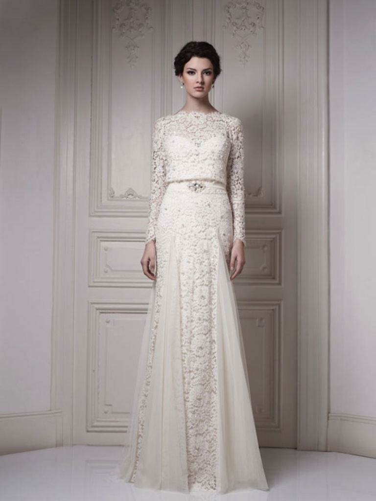 32-Awesome-Wedding-Dresses-for-Muslims-2015-17 30+ Awesome Wedding Dresses for Muslims 2021