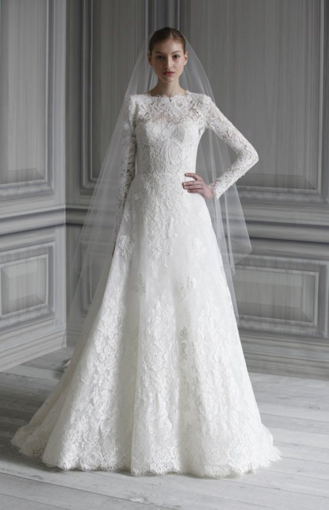 32-Awesome-Wedding-Dresses-for-Muslims-2015-25 30+ Awesome Wedding Dresses for Muslims 2019