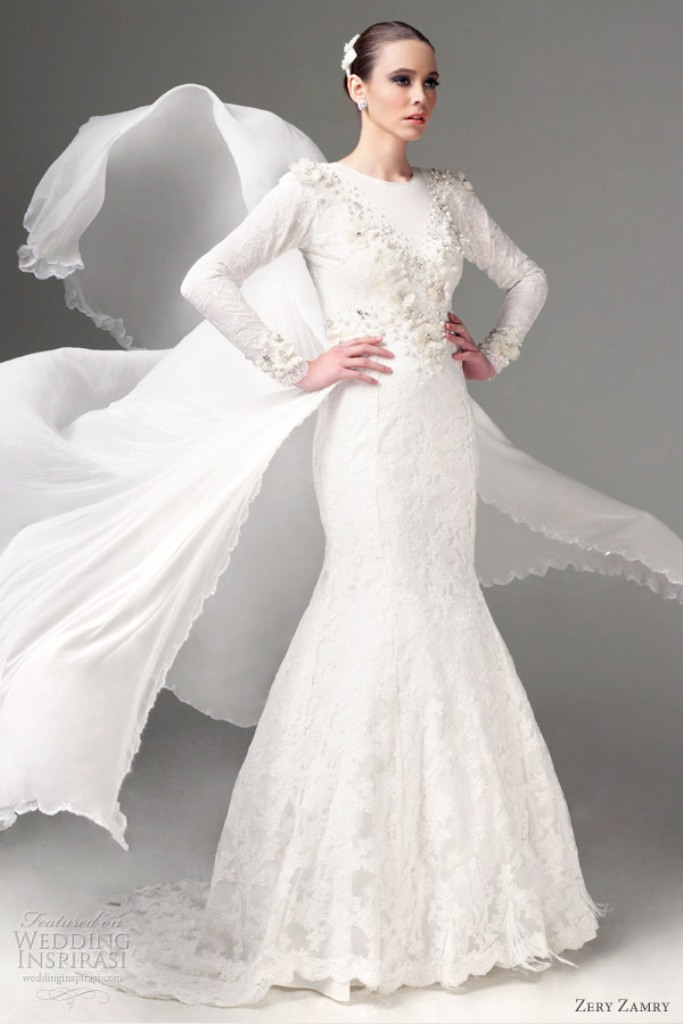 32-Awesome-Wedding-Dresses-for-Muslims-2015-27 30+ Awesome Wedding Dresses for Muslims 2019