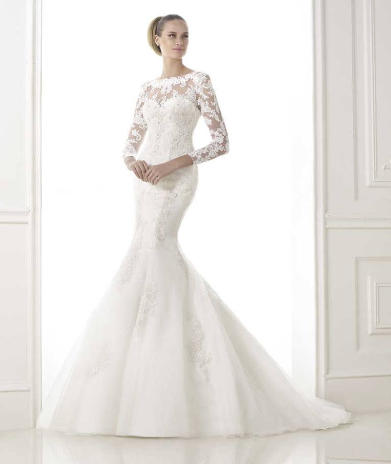 32-Awesome-Wedding-Dresses-for-Muslims-2015-8 30+ Awesome Wedding Dresses for Muslims 2021