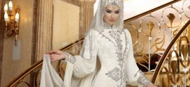 32 Awesome Wedding Dresses for Muslims 2015 (9)