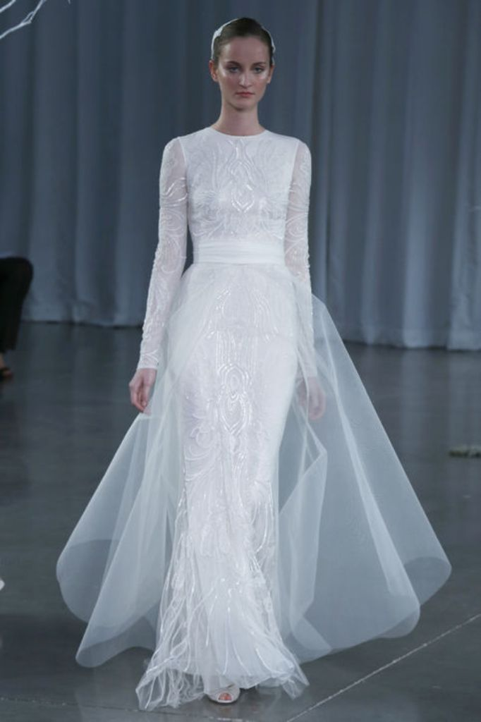 32-Awesome-Wedding-Dresses-for-Muslims-2015 30+ Awesome Wedding Dresses for Muslims 2021