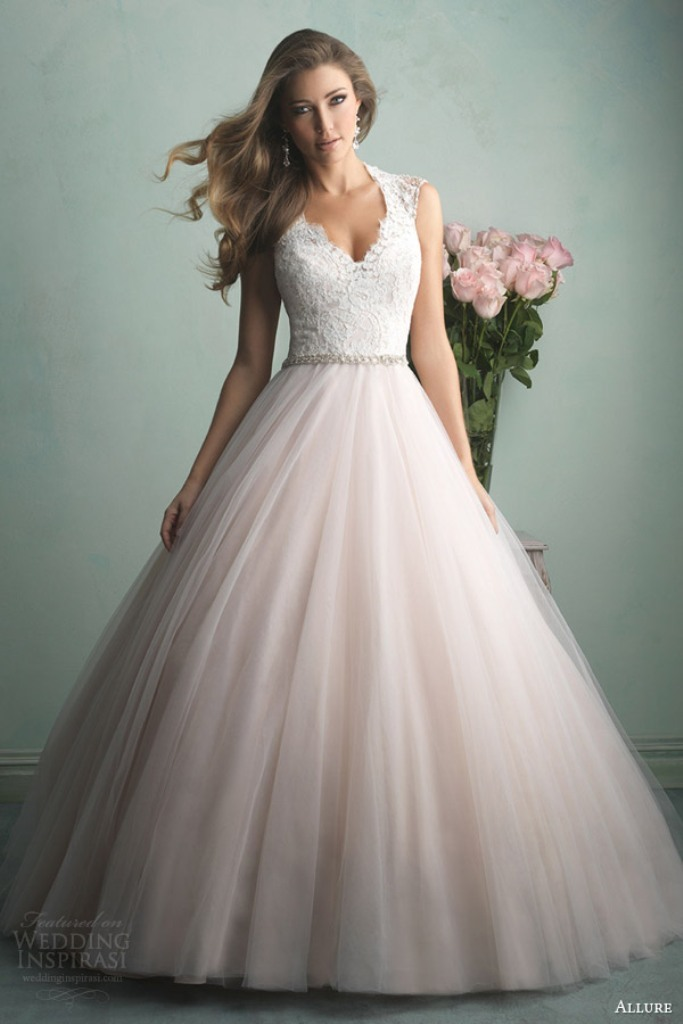 34-of-the-Best-Wedding-Dresses-in-2015-1 33+ of the Best Wedding Dresses in 2019