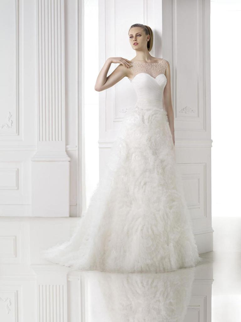 34-of-the-Best-Wedding-Dresses-in-2015-10 33+ Most Stylish Wedding Dresses To Choose From