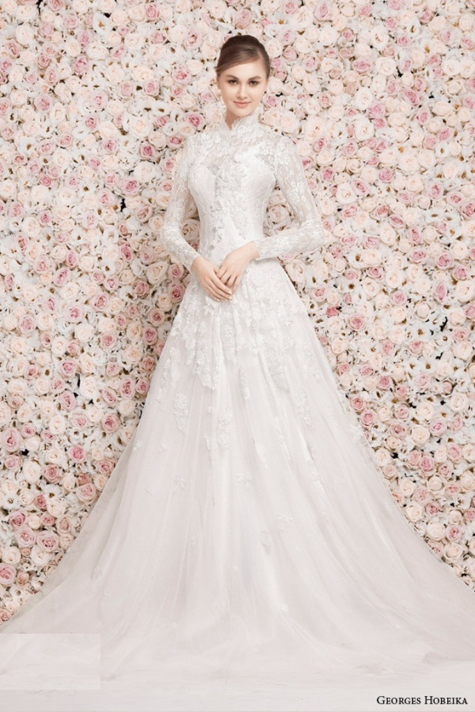 34-of-the-Best-Wedding-Dresses-in-2015-11 33+ of the Best Wedding Dresses in 2019