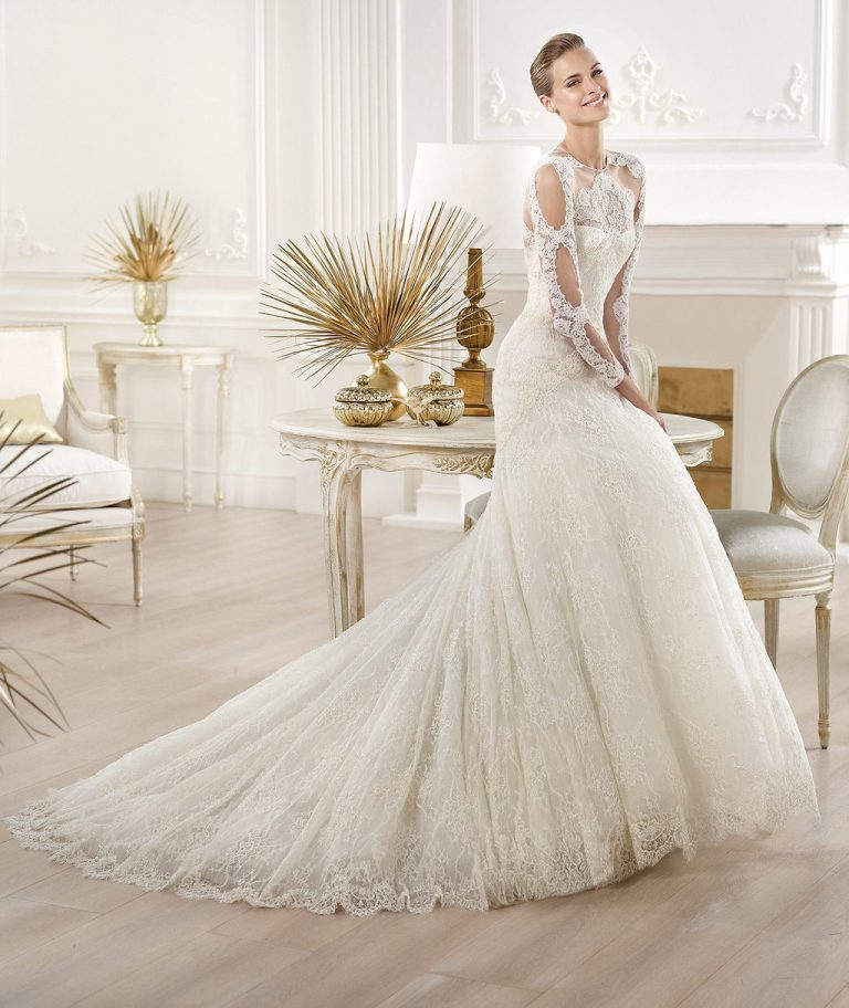 34-of-the-Best-Wedding-Dresses-in-2015-14 33+ Most Stylish Wedding Dresses To Choose From