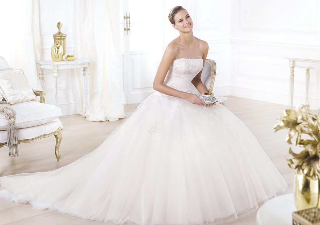 34-of-the-Best-Wedding-Dresses-in-2015-16 33+ of the Best Wedding Dresses in 2019