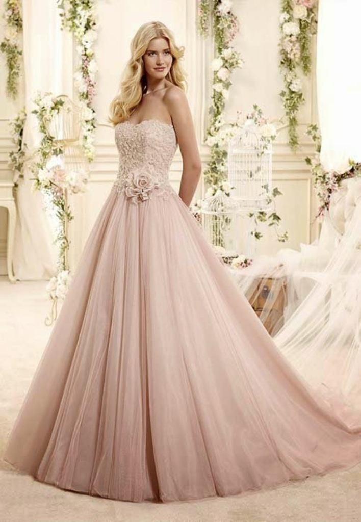 34-of-the-Best-Wedding-Dresses-in-2015-18 33+ Most Stylish Wedding Dresses To Choose From