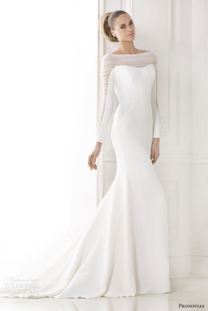 34-of-the-Best-Wedding-Dresses-in-2015-23 33+ of the Best Wedding Dresses in 2019