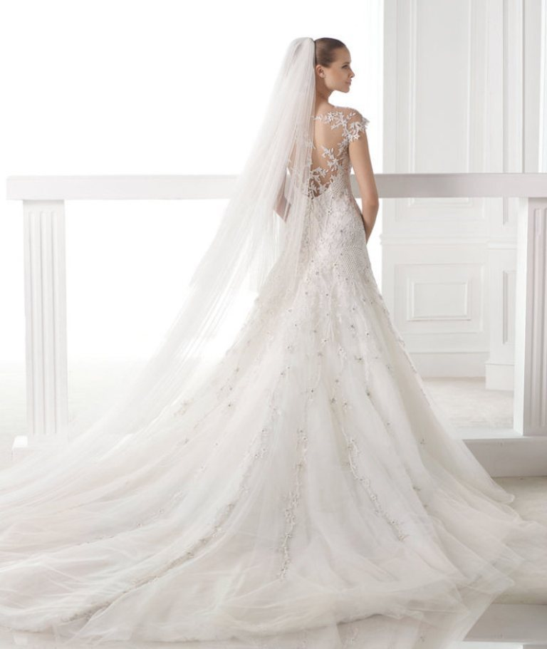 34-of-the-Best-Wedding-Dresses-in-2015-25 33+ Most Stylish Wedding Dresses To Choose From