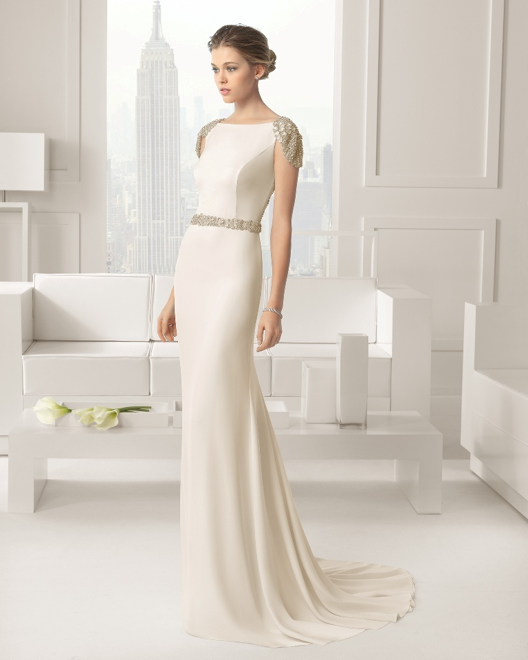 34-of-the-Best-Wedding-Dresses-in-2015-26 33+ Most Stylish Wedding Dresses To Choose From