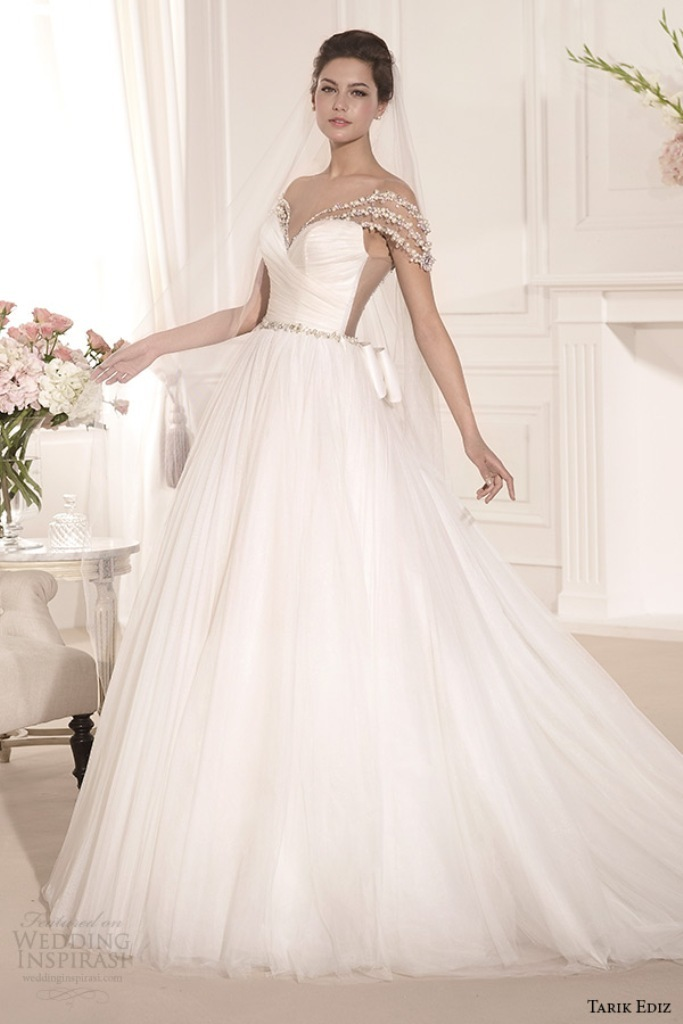 34-of-the-Best-Wedding-Dresses-in-2015-28 33+ Most Stylish Wedding Dresses To Choose From