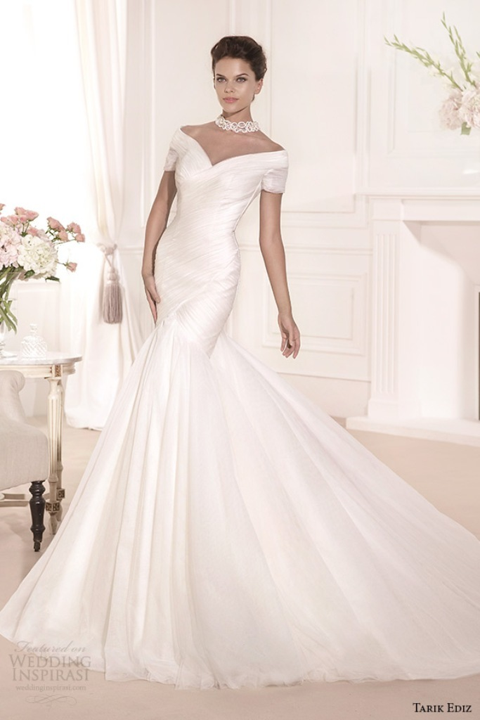 34-of-the-Best-Wedding-Dresses-in-2015-29 33+ Most Stylish Wedding Dresses To Choose From