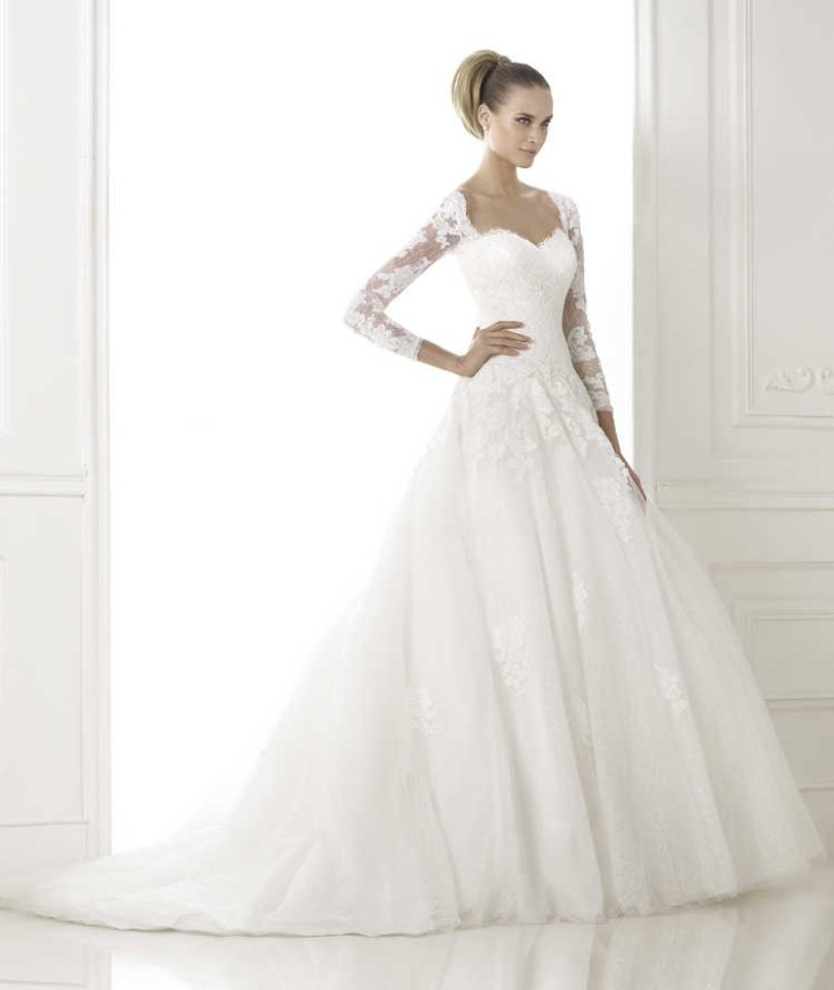34-of-the-Best-Wedding-Dresses-in-2015-3 33+ Most Stylish Wedding Dresses To Choose From