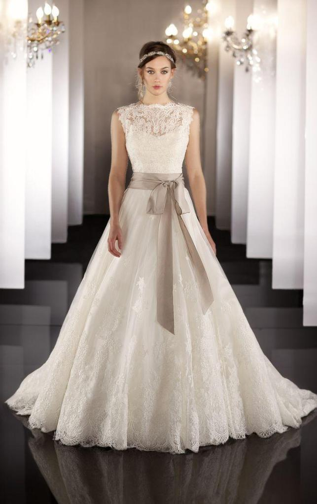 34-of-the-Best-Wedding-Dresses-in-2015-30 33+ Most Stylish Wedding Dresses To Choose From