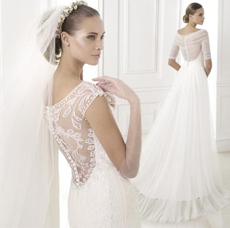 34-of-the-Best-Wedding-Dresses-in-2015-31 33+ Most Stylish Wedding Dresses To Choose From