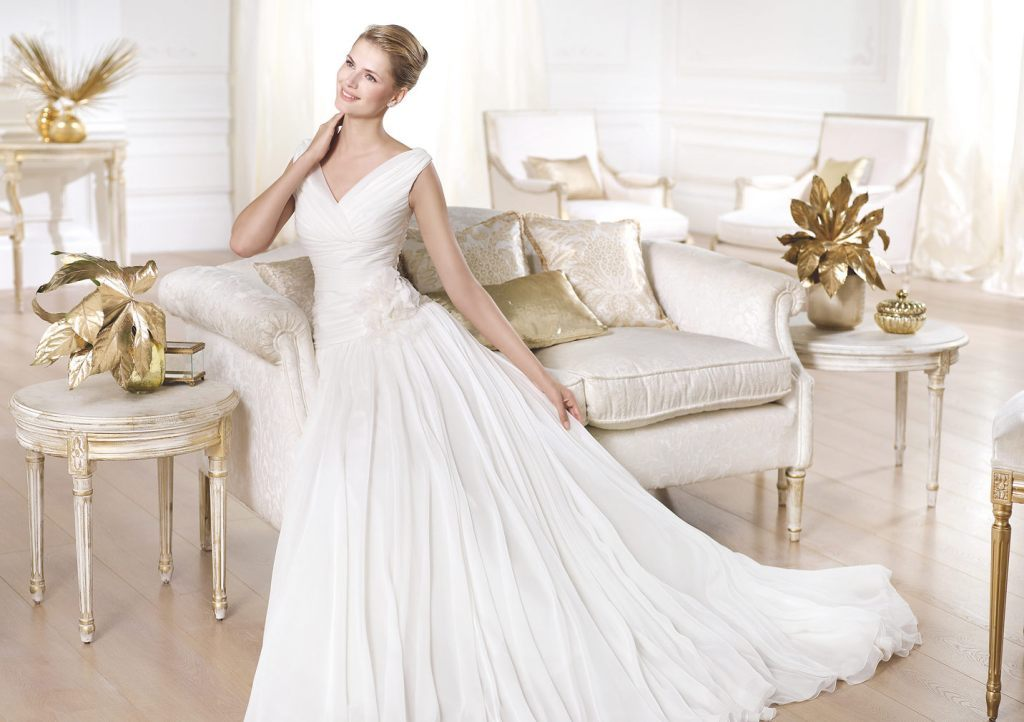 34-of-the-Best-Wedding-Dresses-in-2015-33 33+ Most Stylish Wedding Dresses To Choose From