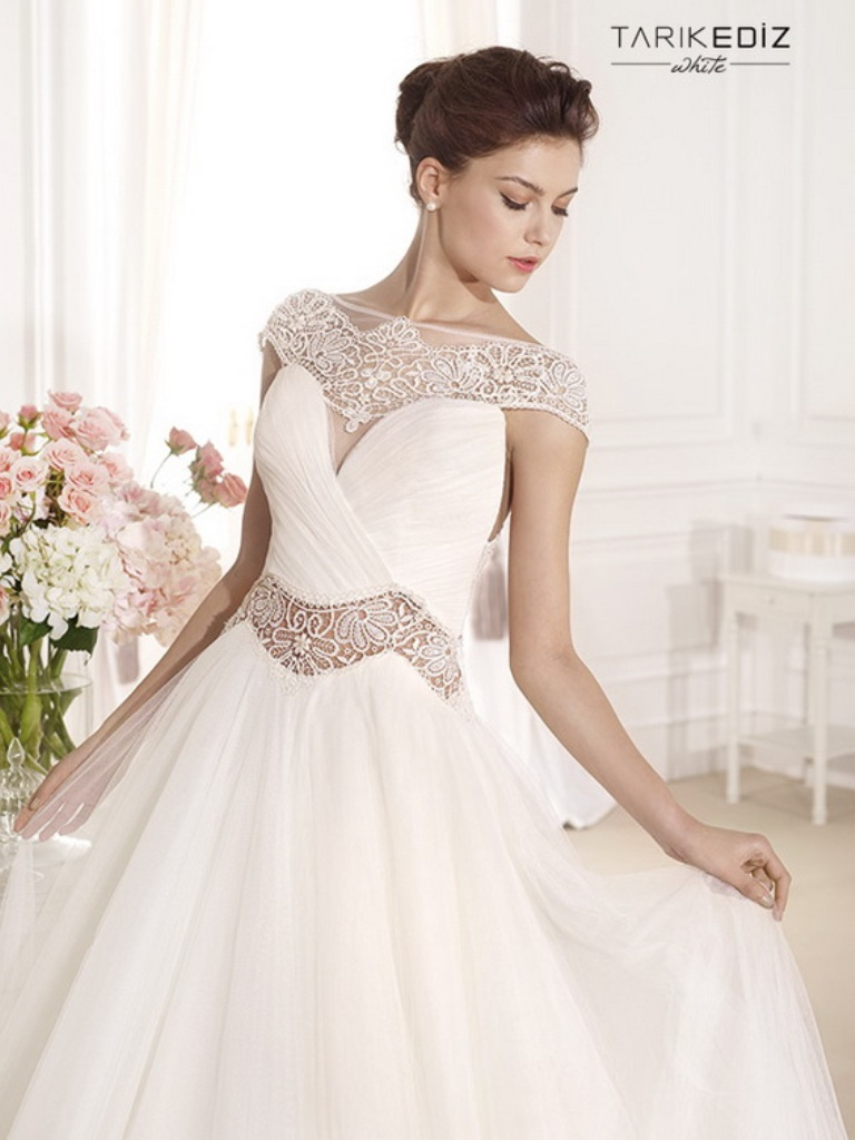 34-of-the-Best-Wedding-Dresses-in-2015-4 33+ Most Stylish Wedding Dresses To Choose From