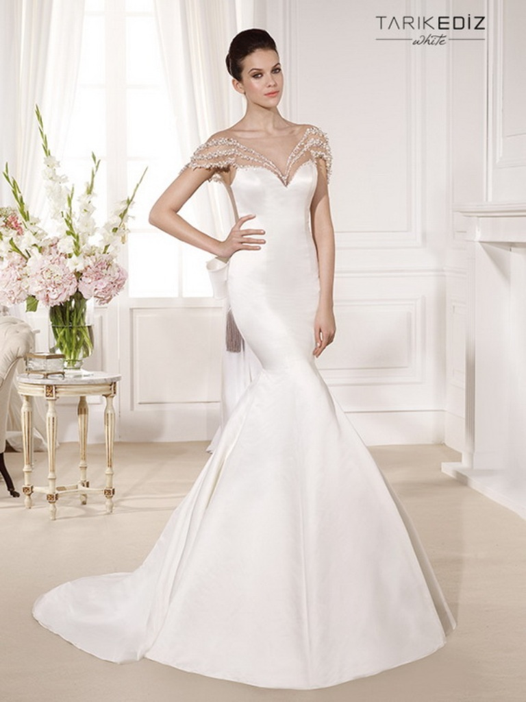 34-of-the-Best-Wedding-Dresses-in-2015-5 33+ Most Stylish Wedding Dresses To Choose From