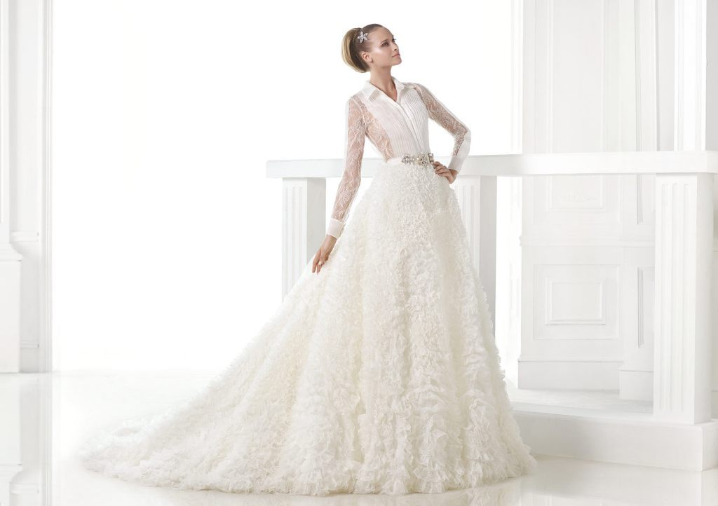 34-of-the-Best-Wedding-Dresses-in-2015-8 33+ of the Best Wedding Dresses in 2019