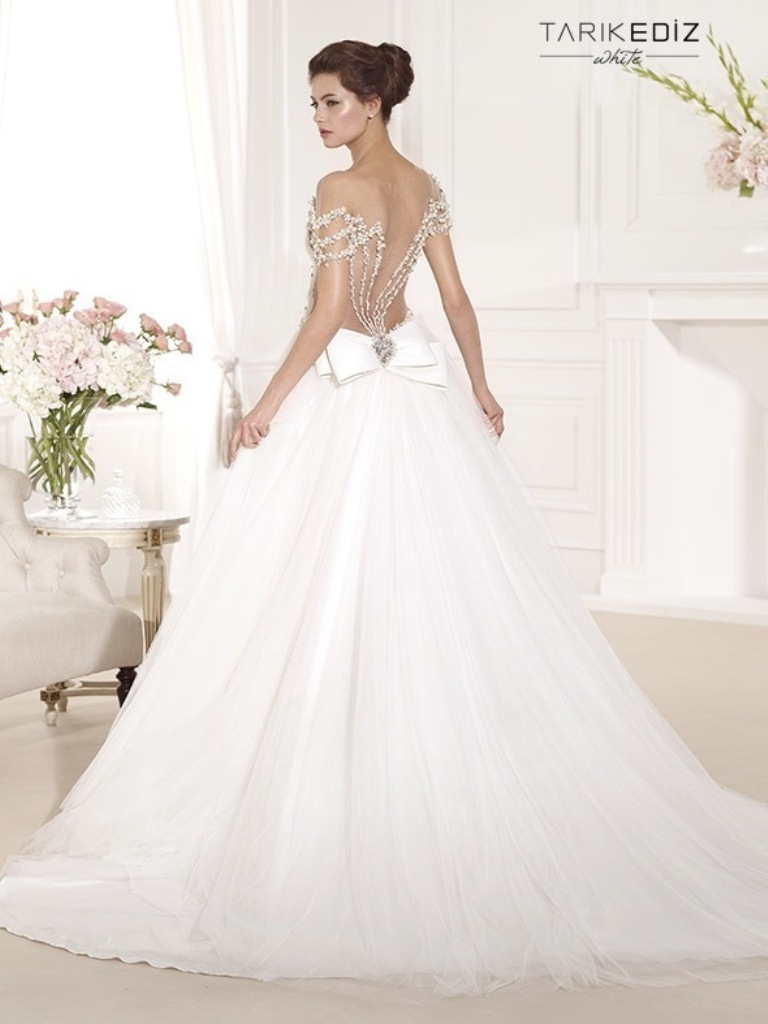 34-of-the-Best-Wedding-Dresses-in-2015-9 33+ Most Stylish Wedding Dresses To Choose From