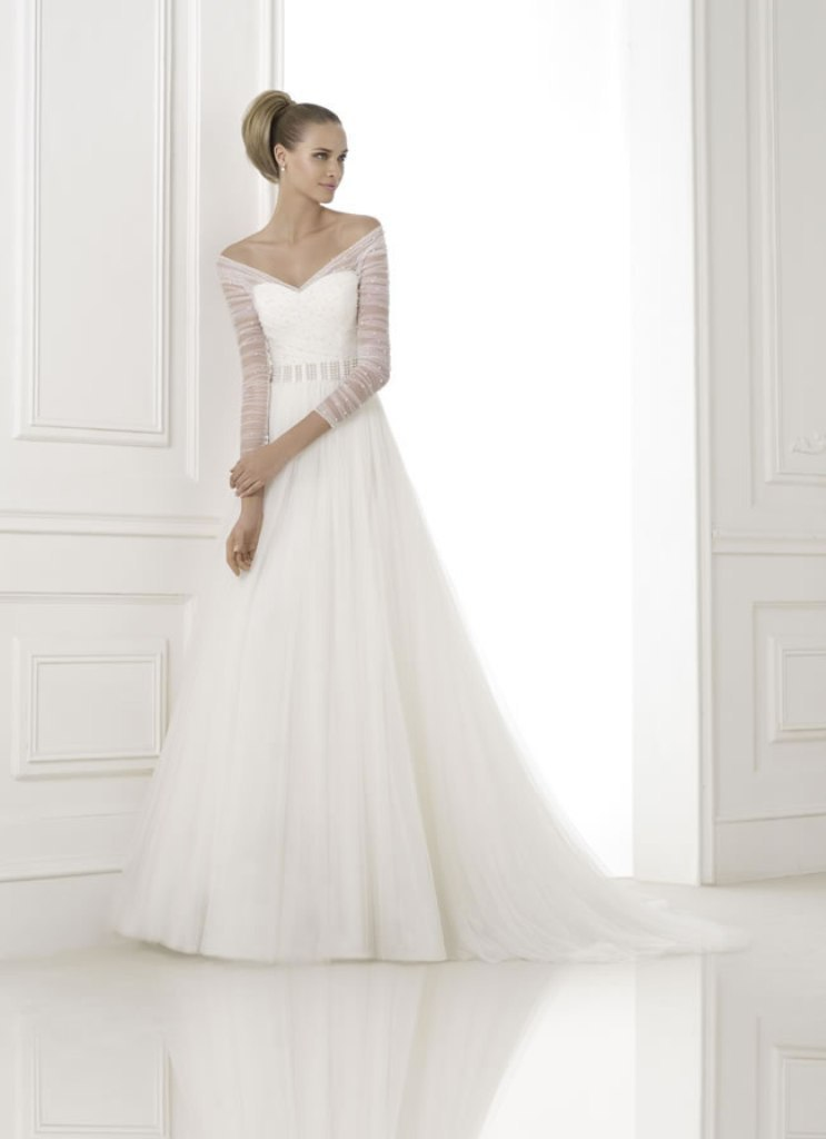 34-of-the-Best-Wedding-Dresses-in-2015 33+ of the Best Wedding Dresses in 2019