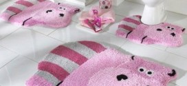 41 Awesome & Fabulous Bathroom Rugs for Kids 2015