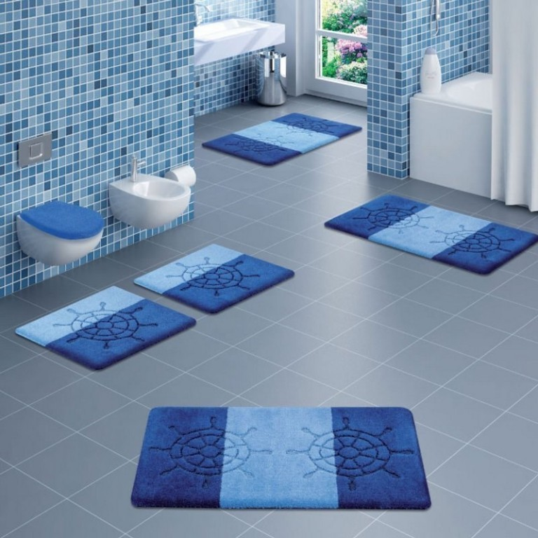 48-Fabulous-Magnificent-Bathroom-Rug-Designs-2015-14 47+ Fabulous & Magnificent Bathroom Rug Designs 2021