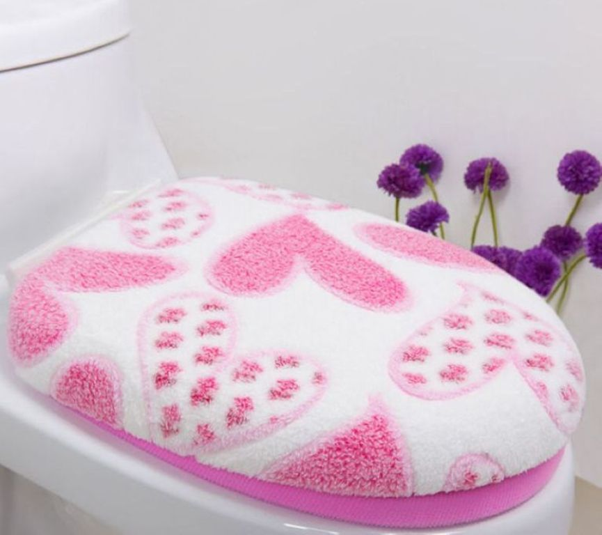 48-Fabulous-Magnificent-Bathroom-Rug-Designs-2015-19 47+ Fabulous & Magnificent Bathroom Rug Designs 2021