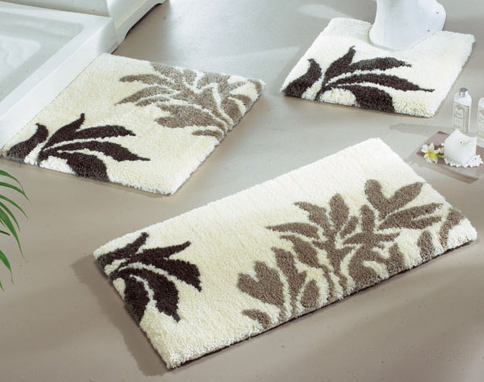 48-Fabulous-Magnificent-Bathroom-Rug-Designs-2015-20 47+ Fabulous & Magnificent Bathroom Rug Designs 2021