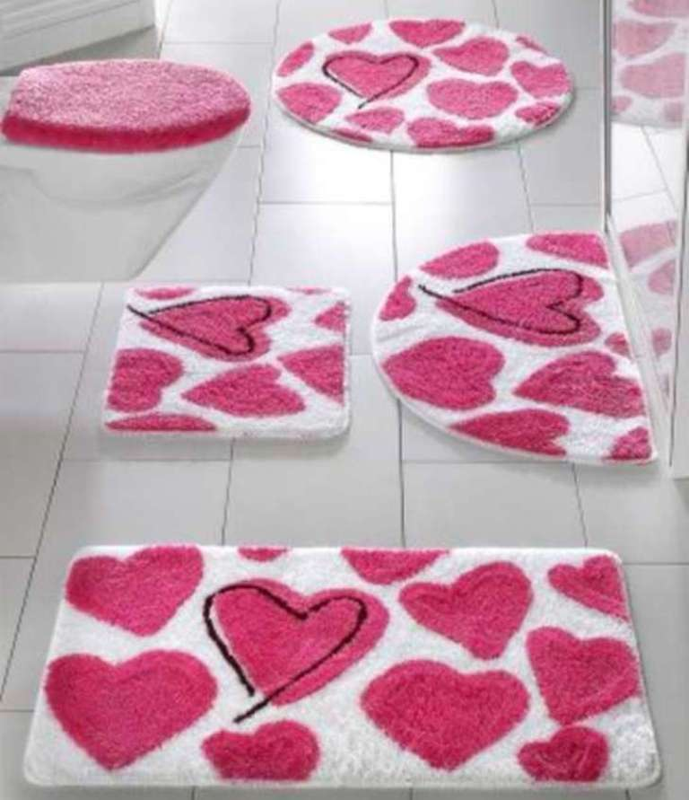 48-Fabulous-Magnificent-Bathroom-Rug-Designs-2015-22 47+ Fabulous & Magnificent Bathroom Rug Designs 2021