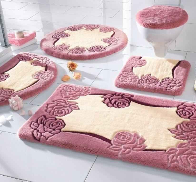 48-Fabulous-Magnificent-Bathroom-Rug-Designs-2015-34 47+ Fabulous & Magnificent Bathroom Rug Designs 2021