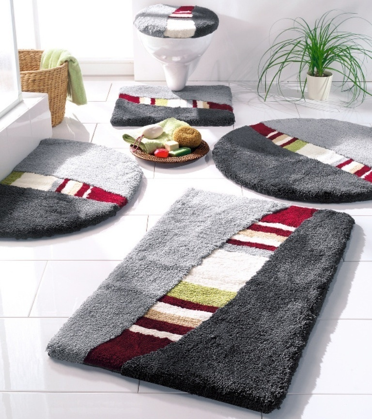 48-Fabulous-Magnificent-Bathroom-Rug-Designs-2015-37 47+ Fabulous & Magnificent Bathroom Rug Designs 2021
