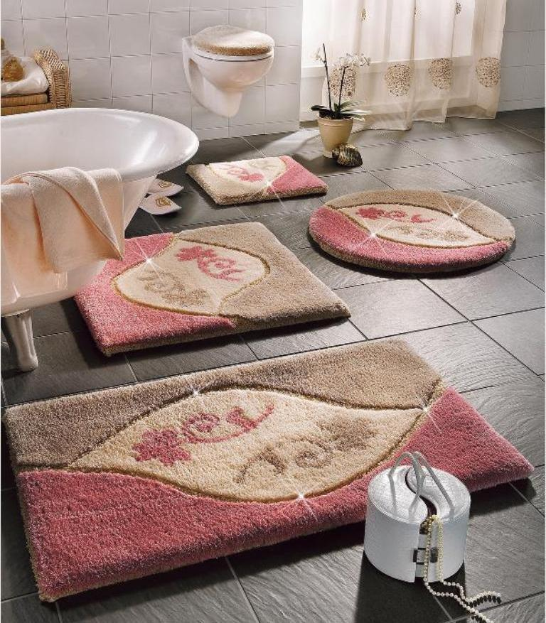 48-Fabulous-Magnificent-Bathroom-Rug-Designs-2015-39 47+ Fabulous & Magnificent Bathroom Rug Designs 2021