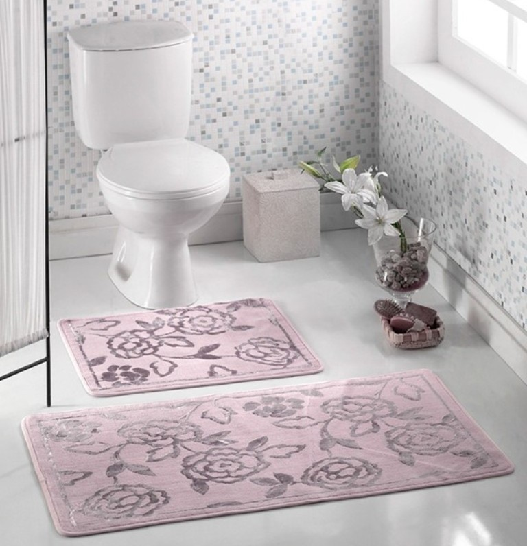 48-Fabulous-Magnificent-Bathroom-Rug-Designs-2015-45 47+ Fabulous & Magnificent Bathroom Rug Designs 2021