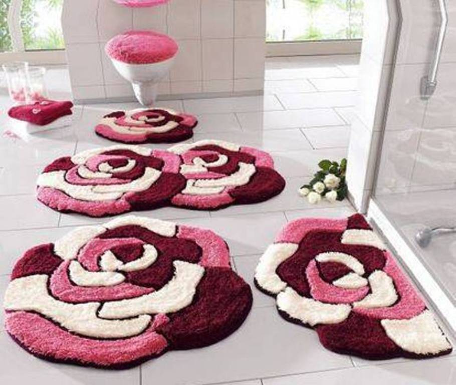 48-Fabulous-Magnificent-Bathroom-Rug-Designs-2015-46 47+ Fabulous & Magnificent Bathroom Rug Designs 2021