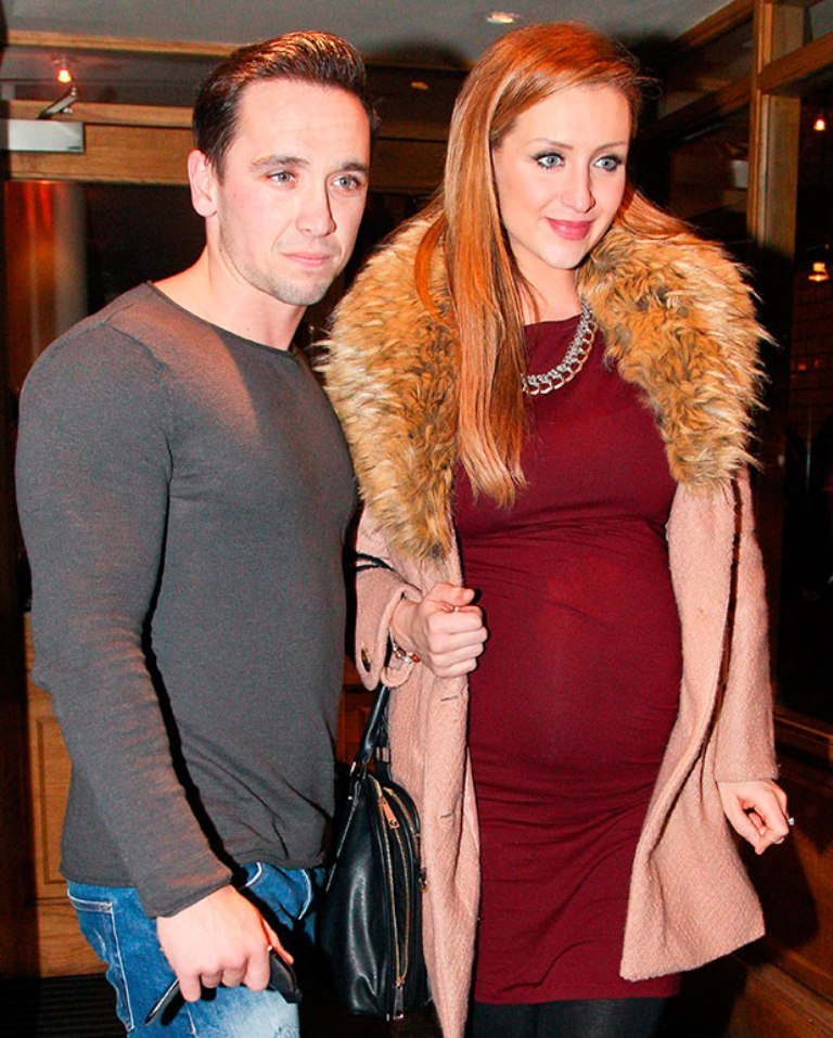 Catherine-Tyldesley Top 10 Celebrity Pregnancies in 2015