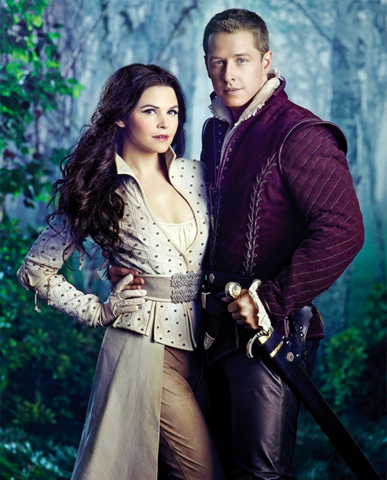 Ginnifer-Goodwin-and-Josh-Dallas Top 10 Celebrity Weddings of 2014
