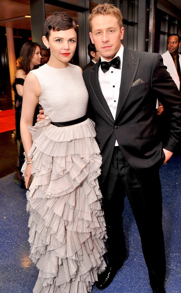 Ginnifer-Goodwin-and-Josh-Dallas2 Top 10 Celebrity Weddings of 2014