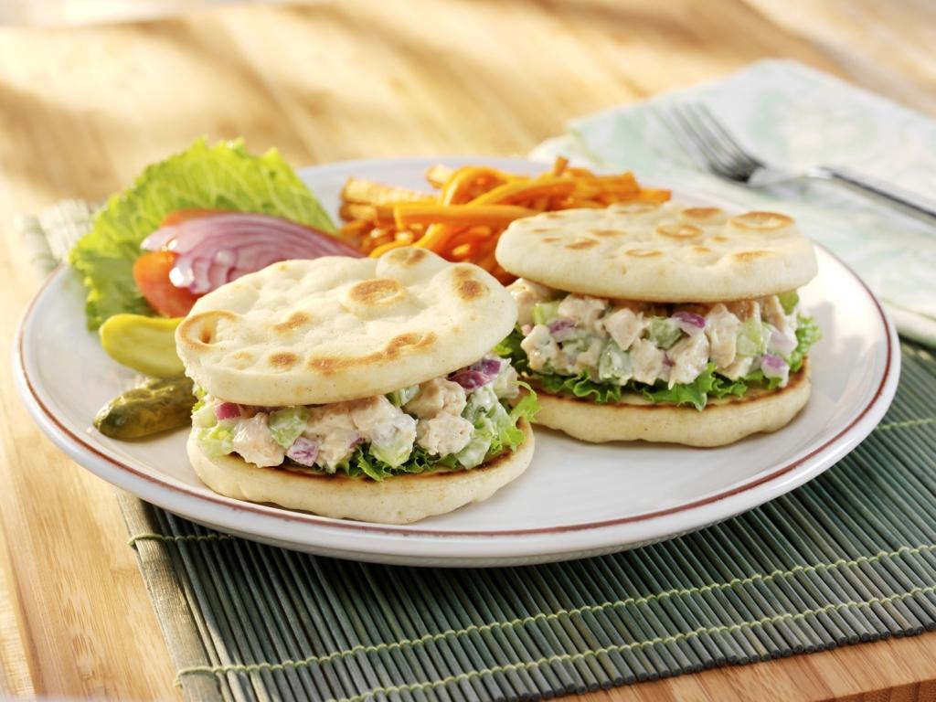 Greek-yogurt-chicken-salad-sandwich 10 Most Delicious & Mouth-Watering Chicken Breast Recipes