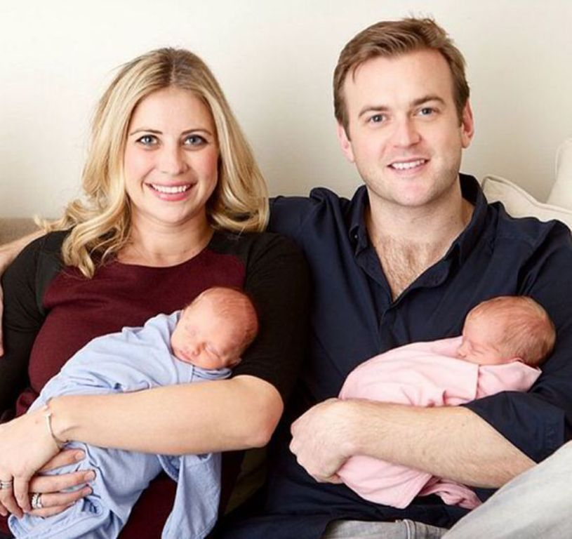 Holly-Branson-twins Top 10 Previous Celebrity Pregnancies