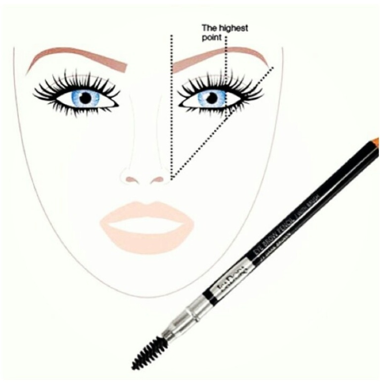 How-Can-I-Perfectly-Shape-My-Eyebrows-2 How Can I Perfectly Shape My Eyebrows?