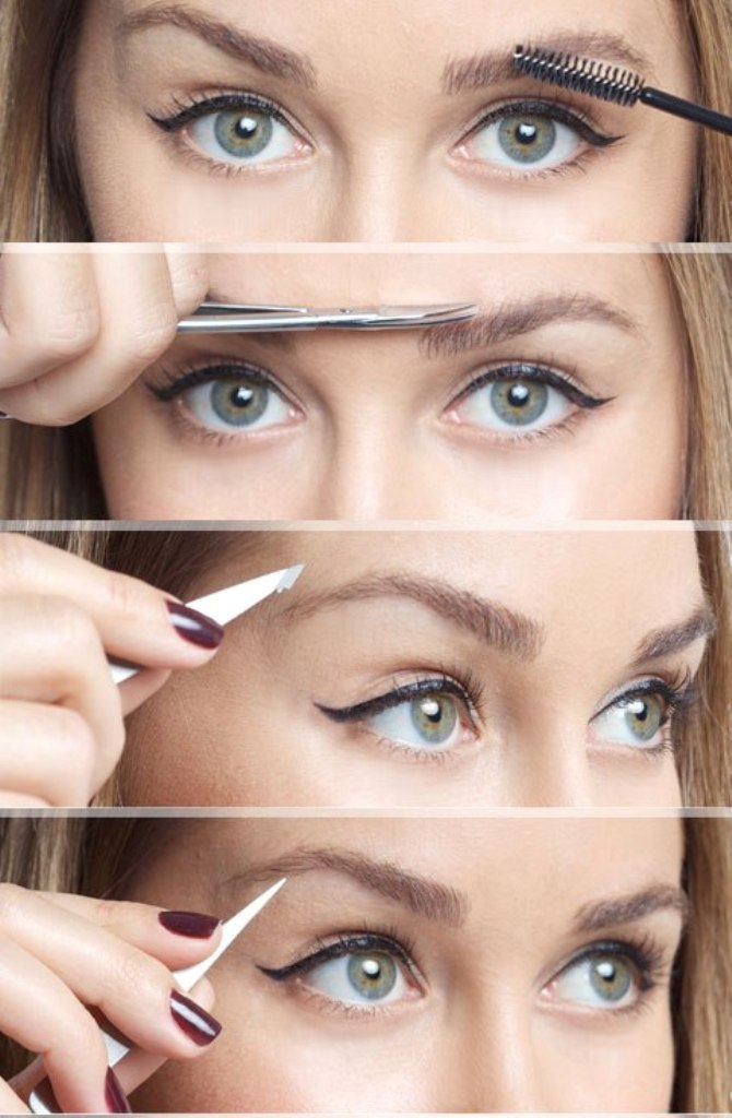 How-Can-I-Perfectly-Shape-My-Eyebrows-7 How Can I Perfectly Shape My Eyebrows?