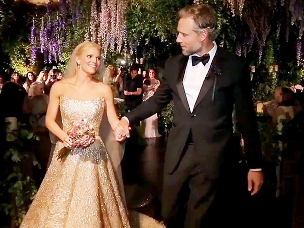 Jessica-Simpson-and-Eric-Johnson2 Top 10 Celebrity Weddings of 2014