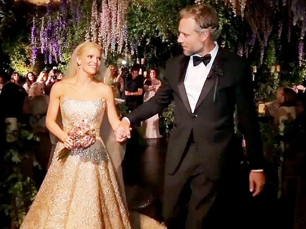 Jessica-Simpson-and-Eric-Johnson2 Top 10 Celebrity Weddings of 2014