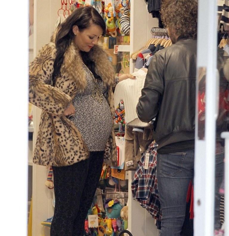 Martine-McCutcheon. Top 10 Previous Celebrity Pregnancies